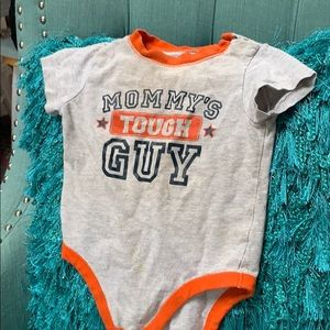 Other - Baby boy onsie